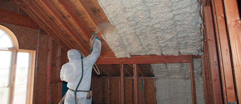 Spray Foam Insulation Summit Insulation