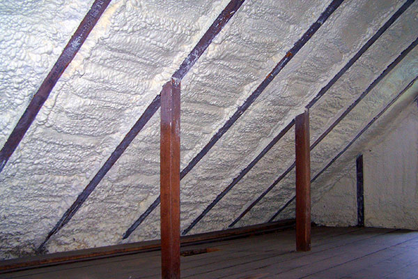 Attic Insulation Summit Insulation
